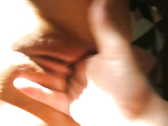Young couple sex in japaneese style